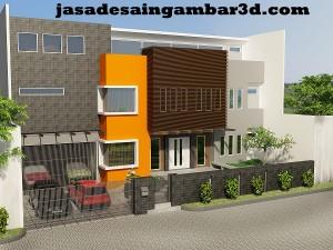 Jasa Desain 3d Jakarta Timur