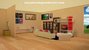 Jasa Desain 3d di Pondok Kopi