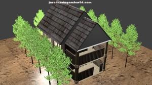 Jasa Desain 3d di Jatinegara