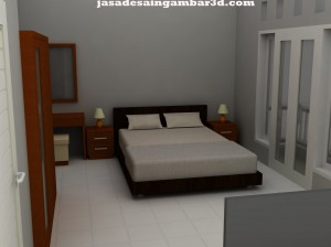 Jasa Desai9n 3d di Lebak Bulus Jakarta Selatan