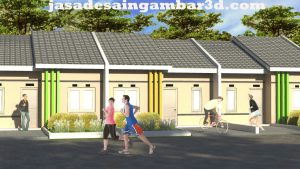 Jasa Desain 3d Braga Bandung