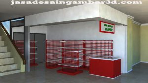 Jasa Desain 3d Jatiwaringin Jakarta Timur