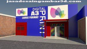 Jasa Desain 3d di Kalideres Jakarta Barat