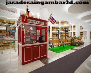 Jasa Desain 3d di Puri Indah Jakarta Barat