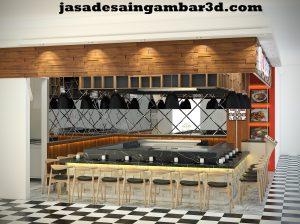 Jasa Desain 3d di Teuku Umar Jakarta Pusat
