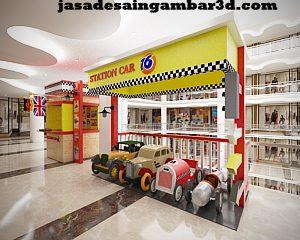 Jasa Desain 3d di Kranji Bekasi