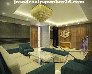Jasa Desain 3d Jalan Abdul Muis Jakarta Pusat