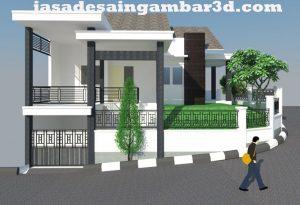 Jasa Desain 3d Gunung Sahari Jakarta Pusat