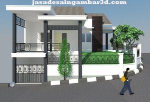 Jasa Desain 3d Pasar Baru Jakarta Pusat