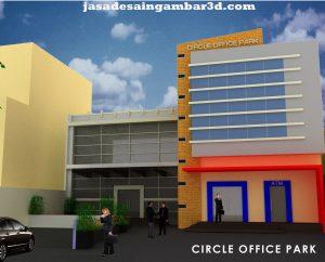 Jasa Desain 3d Kampung Rawa Johar Baru Jakarta Pusat