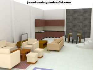 Jasa Desain 3d Makasar Jakarta Timur