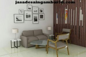 Jasa Desain 3d Karet Tengsin Jakarta Pusat