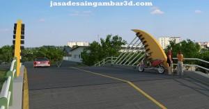 Jasa Desain 3d Pondok Cabe Tangerang