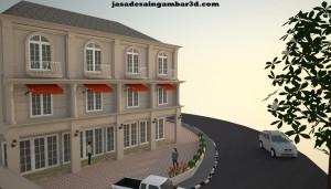 Jasa Desain 3d Pondok Indah Jakarta Selatan