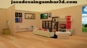 Jasa Desain 3d di Cipete Jakarta Selatan