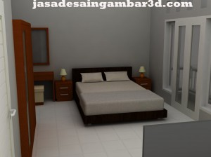 Jasa Desain 3d Senopati Jakarta Selatan