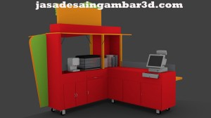 Jasa Desain 3d Pesanggrahan Jakarta Selatan