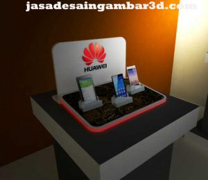 Jasa Desain 3d Martadinata Bandung