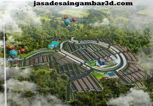 Jasa Desain 3d Kamal Jakarta Barat