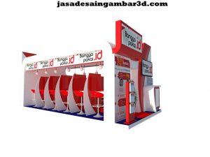 Jasa Desain 3d di RP Soeroso Jakarta Pusat