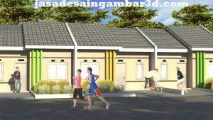 Jasa Desain 3d di Tanjung Duren Jakarta Barat