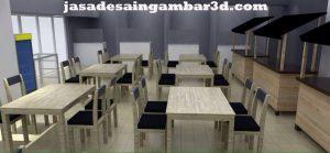 Jasa Desian 3d Kalibata Jakarta Selatan