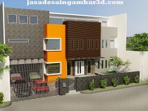 Jasa Desain 3d Rawajati Jakarta Selatan