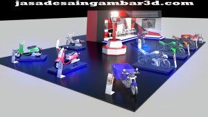 Jasa Desain Produk 3d di Melawai Jakarta Selatan