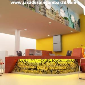 Jasa Desain Produk 3d di Jatibening Bekasi