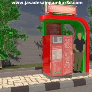 Jasa Desain 3d Pasar Rebo Jakarta Timur