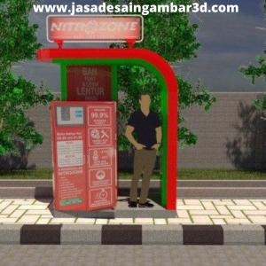Jasa Desain 3d di Pasar Rebo Jakarta Timur