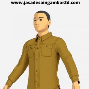 Jasa Desain 3d Online di Kota Jakarta Timur