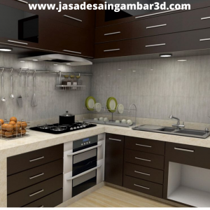 Jasa Desain 3d Online Depok