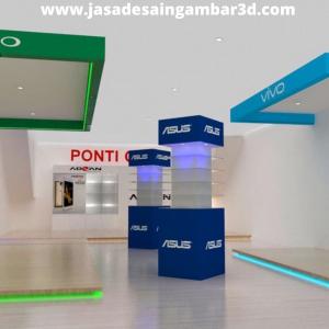 Jasa Desain Produk 3d di Wilayah Jakarta Utara