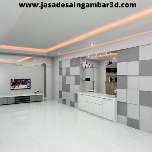 Jasa Desain 3d Online Kota Jakarta Barat